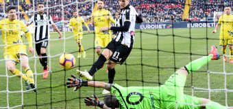 UDINESE : VINCE MA NON CONVINCE